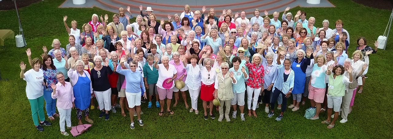 Boca Grande Woman's Club Group Photo