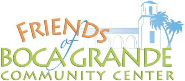 Friends of Boca Grande Community Center logo