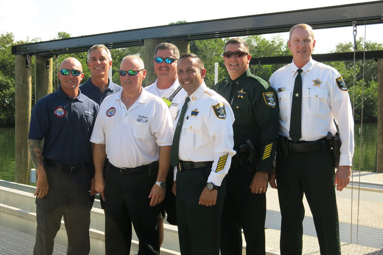 Boca Grande Fire Department Group Photo